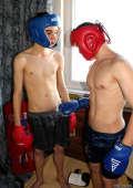 Sporty twinks