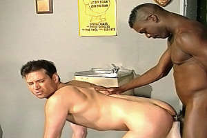 Interracial Gay Fuck