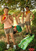 Horny gay boy scouts