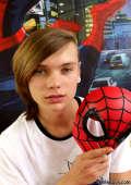 Gay spider boy