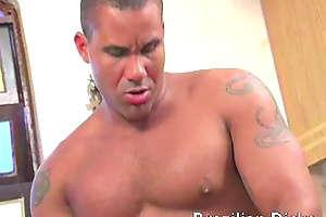 Brazilian Muscle Stud Fuck