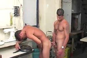 Taking Big Cock Anal