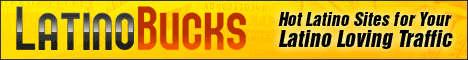 Latinobucks banner und webmasterlink