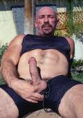 Big Cock Gay Solo
