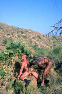 African gay adventure